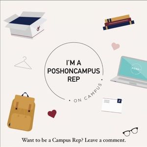 I'm a Campus Rep Mentor. Have any questions?